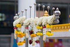 Thailändischer Altar Lizenzfreies Stockbild