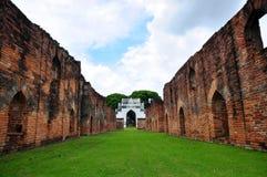 Thailändischer alter Tempel Lizenzfreie Stockfotografie