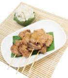 Thailändischer Art BBQ Lizenzfreie Stockfotos