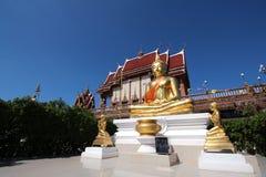 Thailändischer Drache oder König von Naga Stockfotografie