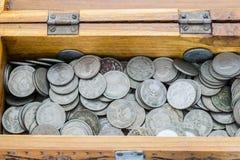 Thailändischer geld- Baht Lizenzfreie Stockbilder