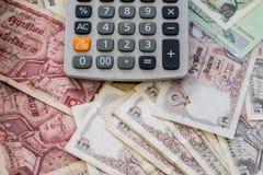 Thailändischer geld- Baht Lizenzfreie Stockfotos
