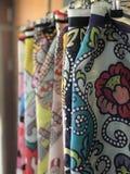 Thailändischer handgemachter Schal lizenzfreie stockbilder