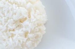 Thailändischer Jasmin gekochter Reis Stockfoto
