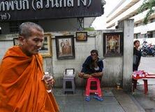 Thailändischer König Death Lizenzfreies Stockfoto
