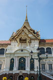 Thailändischer König Residence Lizenzfreie Stockfotos