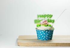 Thailändischer kleiner Kuchen Stockbild