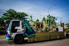 Thailändischer Lent Festival 33 Stockfotografie