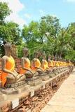 Thailändischer Mönch 02 stockfoto
