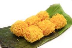 Thailändischer Nachtisch Stockfotos