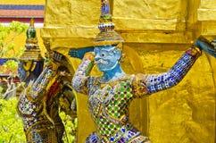 Thailändischer Nizza Riese lizenzfreie stockfotos