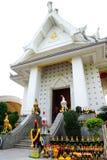 Thailändischer Norasing Schrein Phan wird als das Symbol von Ehrlichkeit von den lokalen Leuten angesehen Viele Besucher kommen h Stockbild