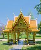 Thailändischer Pavillon in Lissabon Stockbild