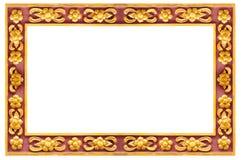 Thailändischer Rahmen Stockbilder