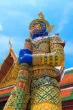 Thailändischer Riese Stockfotografie