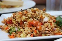 Thailändischer Salat Stockfotos