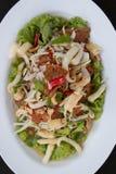 Thailändischer Salat lizenzfreies stockbild