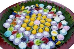 Thailändischer Snack Lizenzfreies Stockbild