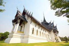 Thailändischer Tempel Lizenzfreies Stockfoto
