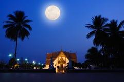 Thailändischer Tempel Lizenzfreie Stockfotos