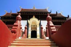 Thailändischer Tempel Stockfotografie