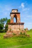 Thailändischer Tempel in Ayutthaya Stockfotografie