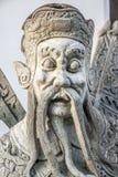 Thailändischer Tempel guard_11 Stockbilder