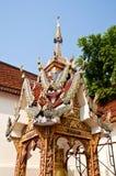 Thailändischer TempelGlockenturm Stockfoto