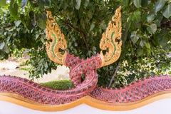 Thailändisches Artmotiv Stockfotos