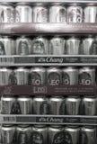 Thailändisches Bier Lizenzfreies Stockbild