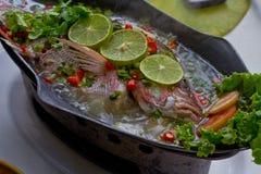 Thailändisches Currylebensmittel Phuket, Thailand Lizenzfreie Stockbilder