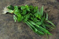 Thailändisches Gemüse lizenzfreie stockfotografie