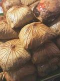 thailändisches Lebensmittel der Tradition Stockbild