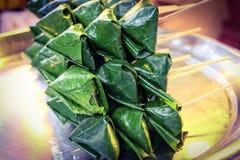 Thailändisches Lebensmittel Meang-Khams Lizenzfreies Stockfoto