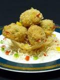 Thailändisches Lebensmittel, sakuna leum Sprosse Lizenzfreies Stockfoto