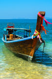 Thailändisches Longtail Baot Stockfotografie