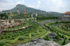 Thailändisches Pattaya Lizenzfreies Stockbild