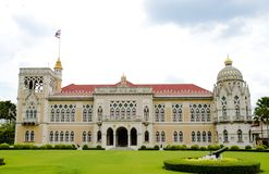 Thailändisches Regierungs-Haus Lizenzfreies Stockbild