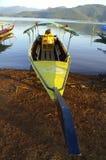 Thailändisches Schnellboot Stockbild