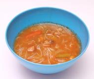 Thailändisches suppe Stockfoto