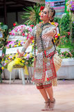 Thailändisches Tanzenbegräbnis Lizenzfreies Stockbild