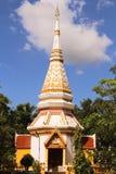 Thailändisches Tempelgebäude Stockfoto
