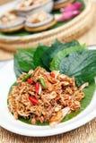 Thailändisches würziges Lemongras Stockfoto
