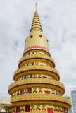 """Thailändsk †""""Penang Malaysia för buddistisk tempel arkivbilder"""