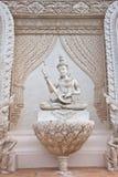 Thailändsk ängelstaty Royaltyfri Bild