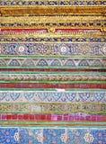 Thailändsk arkitektonisk prydnad Royaltyfria Foton