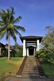 Thailändsk arkitektur Royaltyfri Fotografi