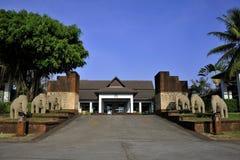 Thailändsk arkitektur Arkivfoto