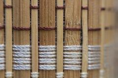 Thailändsk blured closeupbakgrund för stil påse Arkivbilder