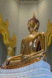 Thailändsk buddha staty, Wat Traimitr Withayaram Royaltyfri Bild